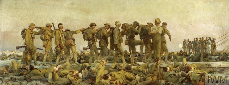 The Great War in Memory, Writing and Drama