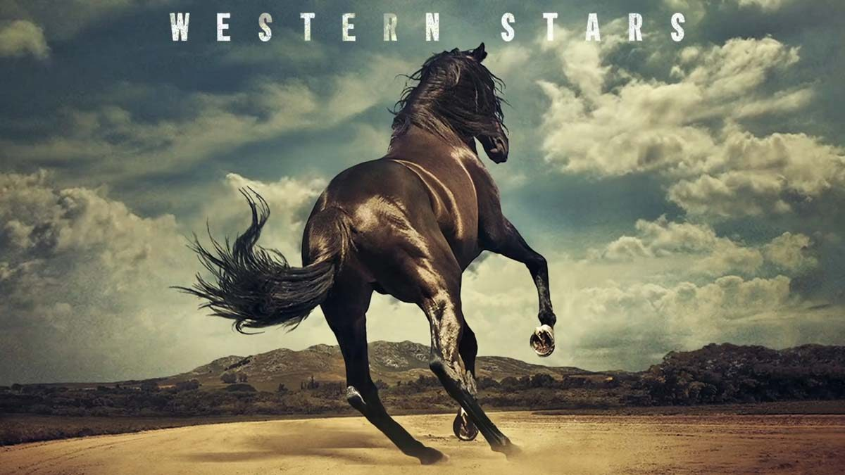 Western Stars by Bruce Springsteen