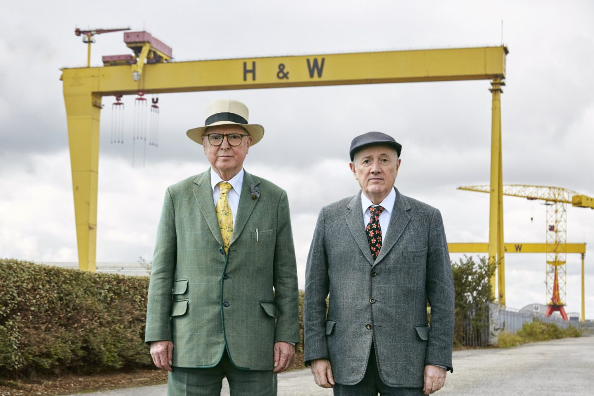 With Love From Gilbert and George